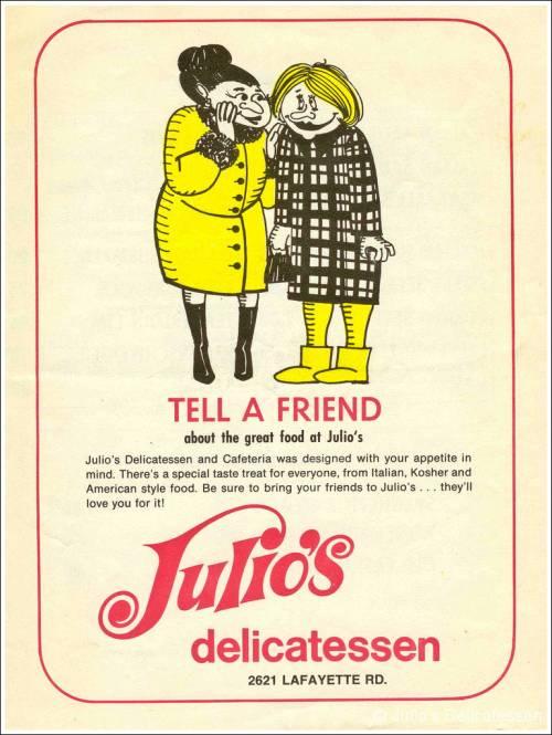 Julio's Delicatessen 1